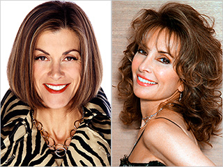 Wendie-Malick-and-Susan-Lucci