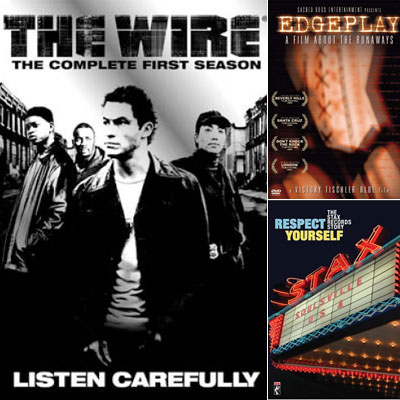 ''So sad, my resolution is the same as last year and the one before — to finally get season 1 of The Wire on Netflix,…