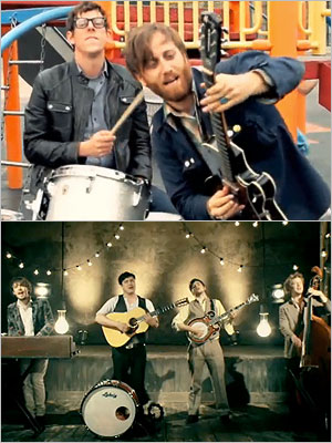Who Will Win: Mumford and Sons, ''Little Lion Man'' Breakout Brit folkies Mumford and Sons probably won't win their Best New Artist category, so this…