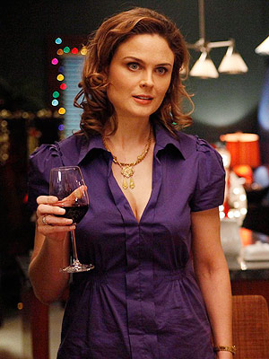 Bones | (Votes received: 415; 3%) ''Bones from Bones , Annie from Community , and Beckett from Castle .'' — Hungry Hippo