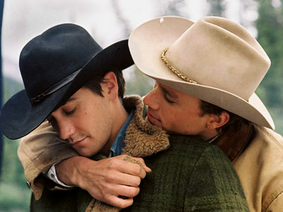 Brokeback Mountain, Heath Ledger, ... | Ennis Del Mar and Jack Twist Love and desire ?surprise a couple forced to hide their longing. The love ?affair — between two cowboys —…