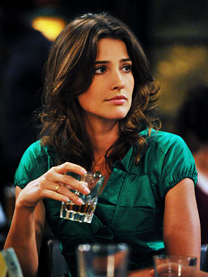 How I Met Your Mother, Cobie Smulders | (Votes received: 838; 5%) ''Robin Scherbatsky from How I Met Your Mother is my perfect date. She likes scotch, cigars, and hockey. She's a former…