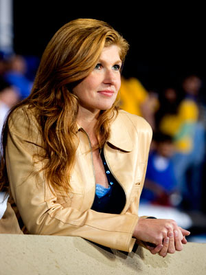 Connie Britton | ''I don't really love Texas or football or high school, and yet FNL is the most compelling drama I've ever seen, in no small part…