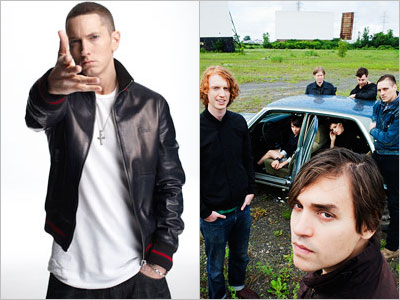 Eminem | Who Will Win: Eminem, Recovery The Academy seems unprepared to recognize Gaga here (for The Fame Monster ), Katy Perry's nod (for Teenage Dream )…
