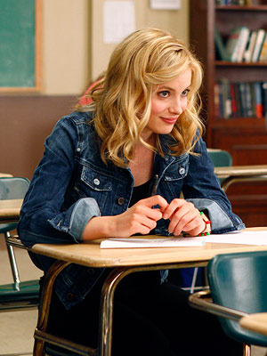 Community | (Votes received: 165; 1%) ''Gillian Jacobs from Community , mmmmm... I would love me some Britta.'' — C