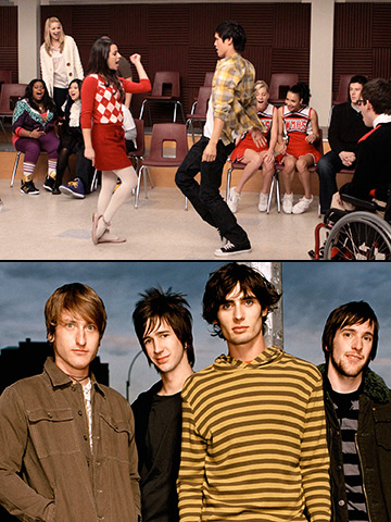 Glee | This song was the first mainstream No. 1 for the All-American Rejects, the most played song of 2009, and a complete guilty pleasure for everyone…