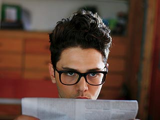 MADLY STYLISH Wunderkind actor-filmmaker Xavier Dolan in Heartbeats