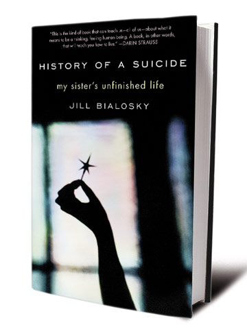 History of a Suicide, by Jill Bialosky