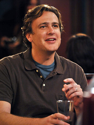 How I Met Your Mother, Jason Segel | (Votes received: 801; 4%) ''Hands down Marshall. He has to kill off Lily to fantasize about another woman! Can't get any better than that.'' —…