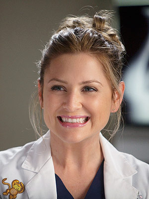 Jessica Capshaw, Grey's Anatomy | (Votes received: 1,087; 7%) ''Arizona Robbins: She's independent, strong, funny, and one of the least neurotic people on GA . Also... she's clearly going to…