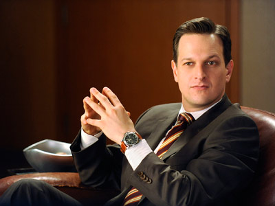 The Good Wife, Josh Charles | (Votes received: 355; 2%) ''Will Gardner from The Good Wife !'' — Ashley