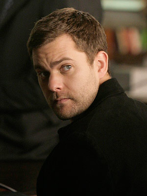 Fringe, Joshua Jackson | (Votes received: 731; 4%) ''Either: Peter Bishop from Fringe — he's superintelligent, incredibly loyal despite everything that's happened to him, and has amazing eyes; or…