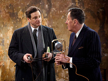 The King's Speech, Colin Firth | Will and should win: The King's Speech Only six other times has a movie won the hat trick of Producers Guild, Directors Guild, and SAG…