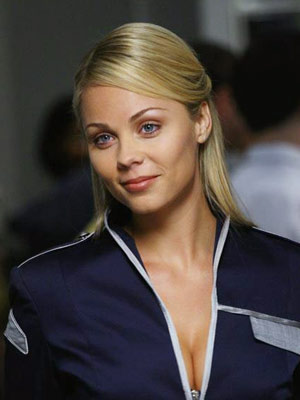 (Votes received: 168; 1%) ''Annie from Community , Lisa from V , and Abby from NCIS .'' — Chuck (Porter, not Bartowski)