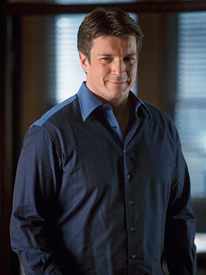 Nathan Fillion, Castle | (Votes received: 2,425; 13%) ''Richard Castle for sure.'' — Stephanie T. ''Rick Castle was the first one I thought of too. Castle all the way!''…