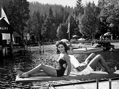 Elizabeth Taylor, A Place in the Sun   Liz grows up, but that weird inner life's still there. The first film to prove she was an actress of might and imagination, George Stevens'…