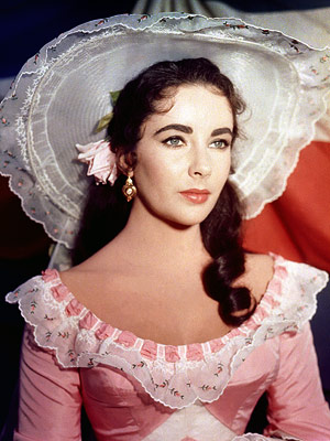 Elizabeth Taylor, Raintree County   The first of Taylor's five Oscar nominations came for her role as a mercurial southern belle in MGM's deluxe attempt to one-up Gone With the…