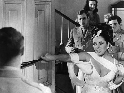 Elizabeth Taylor, Reflections in a Golden Eye   An adaptation of a Carson McCullers novel, this plays like Tennessee Williams on laughing gas. It's also the last time Taylor appeared to take acting…