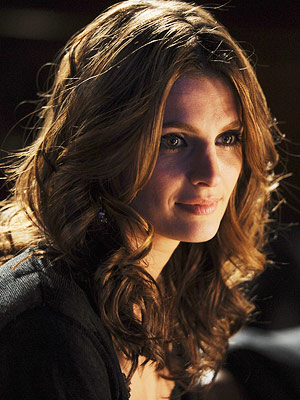 Castle | (Votes received: 1,172; 7%) ''I nominate Stana Katic as Kate Beckett!'' — Jeff