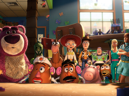 Toy Story 3 | Will and should win: Toy Story 3 The biggest no-brainer of the night. How can anything else possibly upset Pixar this year? WINNER: Toy Story…