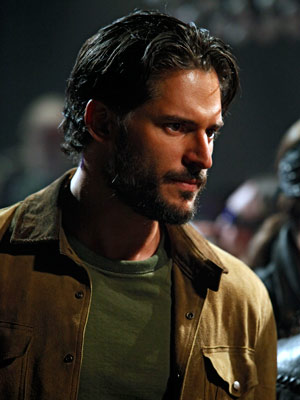 True Blood | ALCIDE (JOE MANGANIELLO) In order to pay off a debt incurred by his father to Eric, werewolf Alcide agrees to chaperone Sookie into the secret…