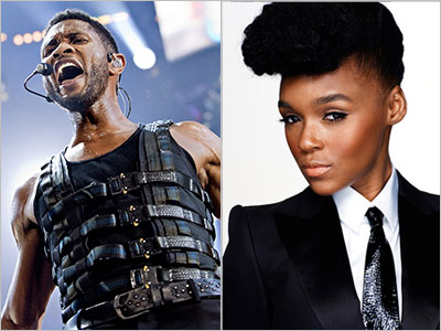 Janelle Monae | Who Will Win: Usher, Raymond V Raymond It's debatable whether his music tends more toward R&B or pop these days, but labels don't mean very…