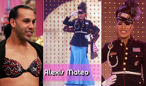 Alexis Mateo Drag Race