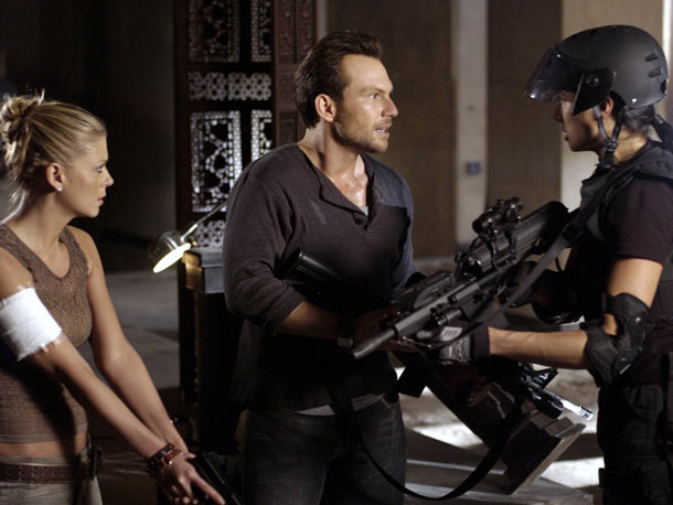 Critical reaction: Another videogame adaptation, this monster movie starred Christian Slater as a detective who specializes in supernatural activity and Tara Reid as an archaeologist…