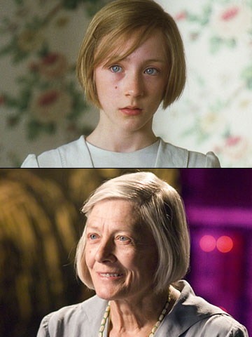 Vanessa Redgrave, Atonement   Big blue eyes and an ethereal look went a long way in Ronan's portrayal of the meddling Briony, who would age into a thoroughly remorseful…