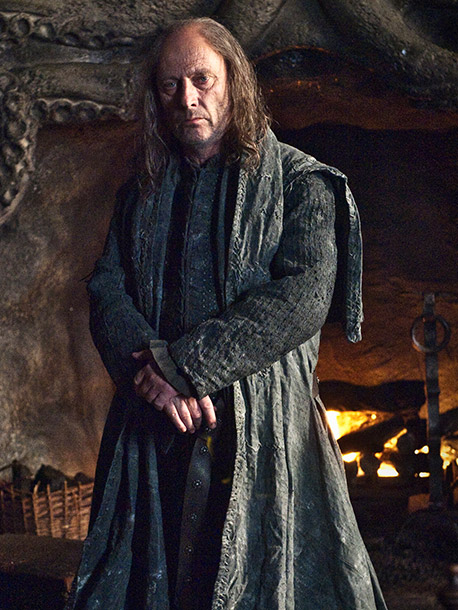 Game of Thrones | Theon's stern father, the ruler of the Iron Islands, lost his three sons thanks to his rebellion against Robert Baratheon—two died and the third became…