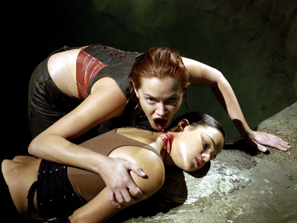 Critical reaction: For BloodRayne , Boll assembled a star-studded cast that included Michael Madsen, Sir Ben Kingsley, Meat Loaf, and Terminator 3 star Kristanna Loken,…