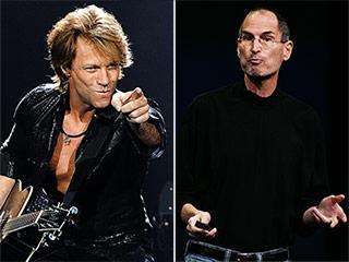 Bon Jovi Steve Jobs