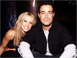 Carson Daly Britney Spears