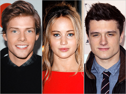 Cast Hunger Games