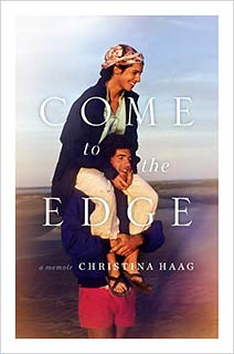 AN OPEN BOOK Christina Haag writes about her long relationship with John F. Kennedy Jr. in this memoir.