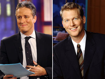 The Daily Show With Jon Stewart, Craig Kilborn, ... | Craig Kilborn : 2 1/2 years (1996-98) Jon Stewart : 12 years...and counting (1999-present) During Kilborn's fun and respectable hosting tenure, the show found smarmy…