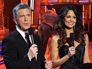 Dancing With The Stars Hosts