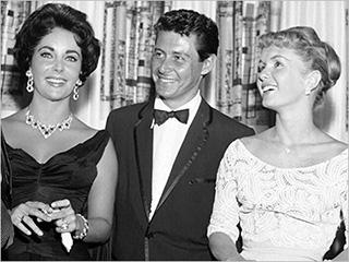 Debbie Reynolds Elizabeth Taylor