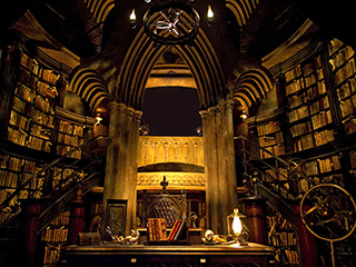 Dumbledore-office