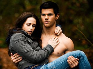 Taylor Lautner, Kristen Stewart, ...