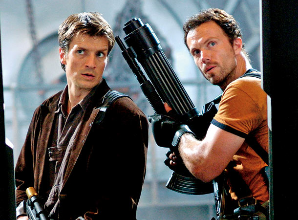 Reprised his Firefly role in Whedon's failed bid to relaunch the show as a movie franchise . ''All the cast were and are my friends,…