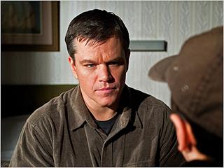 Matt Damon, Hereafter | OUT OF BODY Matt Damon sees dead people in Hereafter
