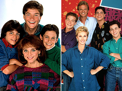Valerie Harper | Valerie Harper : 2 seasons (1986-87) Sandy Duncan : 4 seasons (1987-91) When Valerie star Harper demanded a salary increase and more creative control, NBC…