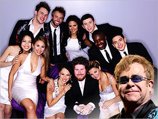 Idol Elton John