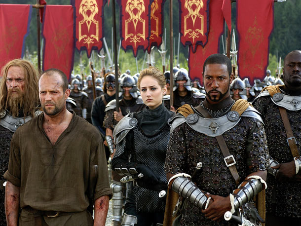 Critical reaction: Boll's swords-and-sorcery saga had the good fortune to star Jason Statham, Ray Liotta, Claire Forlani, and Ron Perlman and the bad fortune to…