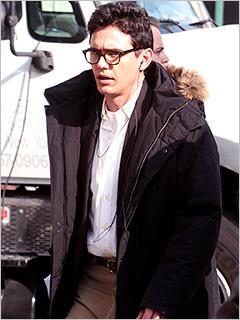 James Franco Glasses