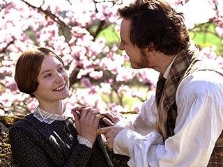 Mia Wasikowska, Michael Fassbender, ... | ICONIC ROLES Mia Wasikowska and Michael Fassbender in a darker adaptation of Jane Eyre
