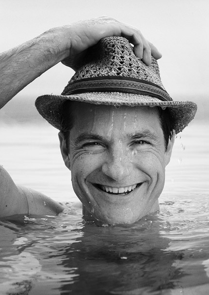 Jason Bateman   ''I do enjoy playing the center because it allows you to surprise the audience when your character is a bit arch in one scene or…