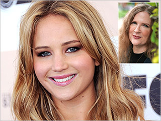 Hunger Games Author Suzanne Collins Talks Jennifer Lawrence Ew Com