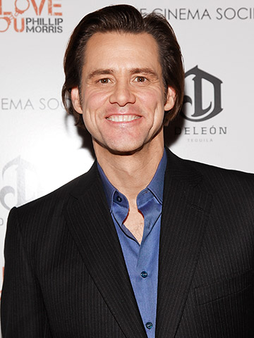 Jim Carrey | Marriage counselor as a second career? Carrey is known for using his Twitter to announce personal news , but of everything in the world to…